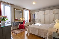 アパルトマン パリ 13区 - ベッドルーム