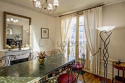 公寓 巴黎13区 - 飯廳