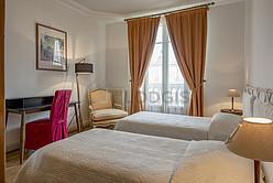 アパルトマン パリ 13区 - ベッドルーム 3