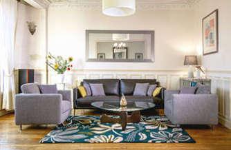Gobelins – Place d'Italie Paris 13° 3 bedroom Apartment