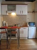 Квартира Париж 4° - Кухня