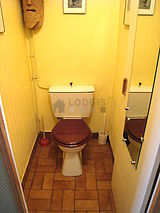 Apartment Paris 9° - Toilet 2