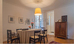 Wohnung Paris 4° - Esszimmer