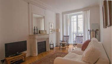 Notre-Dame – Île Saint Louis Paris 4° 1 Schlafzimmer Wohnung