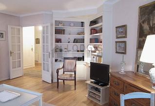 Rue du Bac – Musée d'Orsay Paris 7° 1 quarto Apartamento