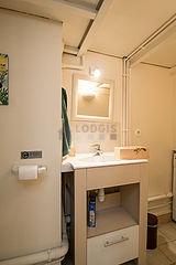 Duplex Paris 4° - WC