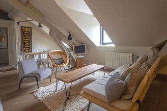Hôtel de Ville – Beaubourg Париж 4° 2 спальни Квартира