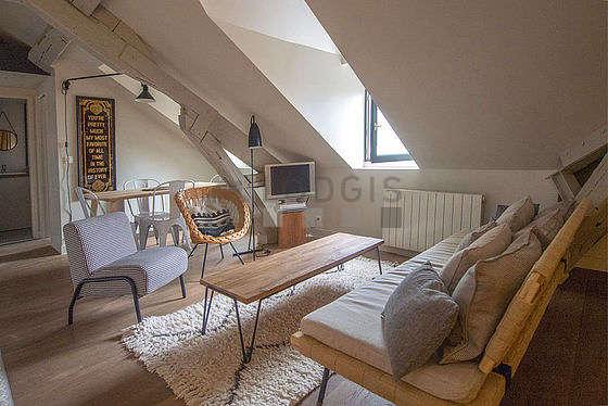 Appartement Paris 4°   Séjour