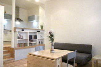 Apartment Rue Pleyel Paris 12°