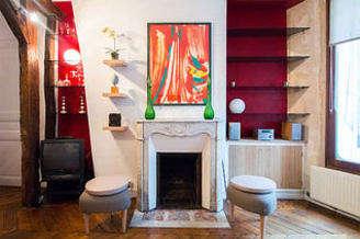 Châtelet – Les Halles Paris 1° 1 quarto Apartamento