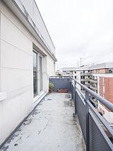 Appartement Val de marne sud - Terrasse