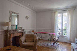 Montmartre Париж 18° 2 спальни Квартира
