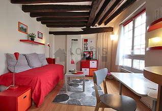 Bastille 巴黎11区 單間公寓