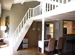 Wohnung Paris 17° - Wohnzimmer