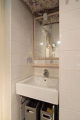 Appartement Paris 14° - Salle de bain