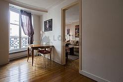 Appartement Paris 1° - Salle a manger