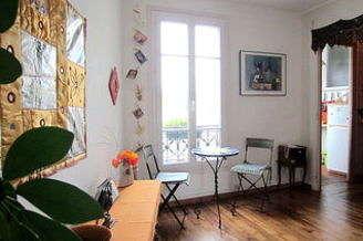 Commerce La Motte Picquet Paris 15 Studio With Alcove Furnished