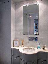 Appartement Paris 3° - Salle de bain