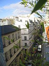 Appartement Paris 3° - Terrasse