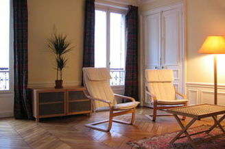 Batignolles Париж 17° 3 спальни Квартира