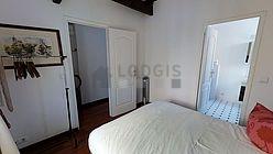 Квартира Париж 5° - Спальня