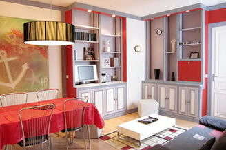 Commerce – La Motte Picquet Paris 15° 1 quarto Apartamento