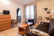 Appartement Paris 19° - Séjour