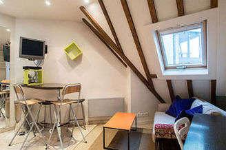 Studio avec alcôve Paris 15° Vaugirard – Necker