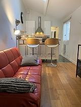 雙層公寓 巴黎15区 - 客廳
