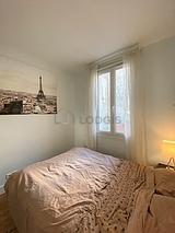 Duplex Paris 15° - Schlafzimmer
