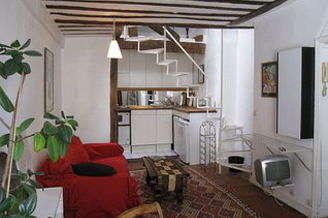 Hôtel de Ville – Beaubourg パリ 4区 1ベッドルーム アパルトマン