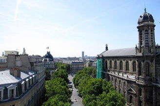 Madeleine – Saint Lazare Париж 8° 1 спальня Квартира