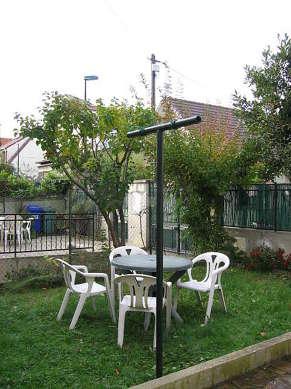Maison individuelle Hauts de seine Sud - Jardin