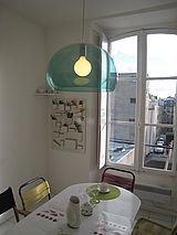 Appartement Paris 2° - Salle a manger