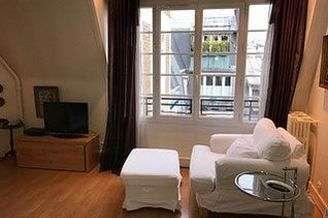 Montmartre パリ 18区 ワンルーム
