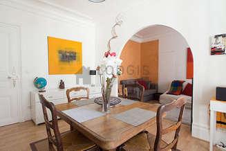 Appartement 1 chambre Paris 3° Le Marais