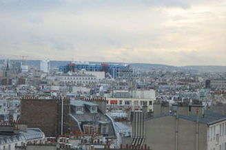 République Paris 11° 1 quarto Apartamento