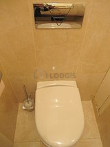 アパルトマン パリ 16区 - トイレ