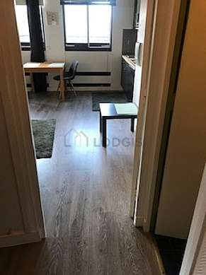 Location Studio Avec Ascenseur Et Concierge Paris  Rue Leblanc