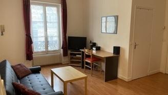 公寓 Rue Rougemont 巴黎9区