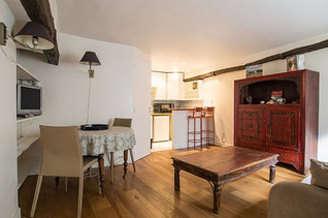 Appartement 1 chambre Paris 4° Hôtel de Ville – Beaubourg