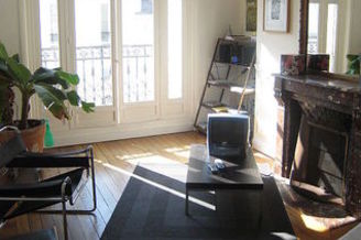 Buttes Chaumont Paris 19° 2 bedroom Apartment