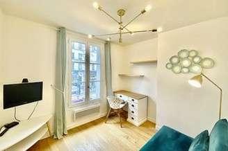 Batignolles 巴黎17区 單間公寓