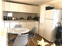 Duplex Paris 7° - Kitchen