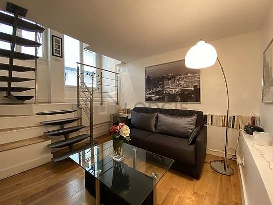 Magnifique séjour très calme d'un duplex à Paris