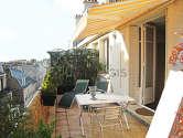 Appartement Paris 18° - Terrasse