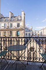 Apartamento Paris 5° - Terraça