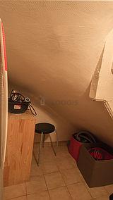 アパルトマン パリ 2区 - ドレッシングルーム