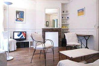 La Chapelle 巴黎18区 1個房間 公寓