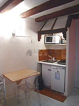 Apartment Paris 5° - Kitchen